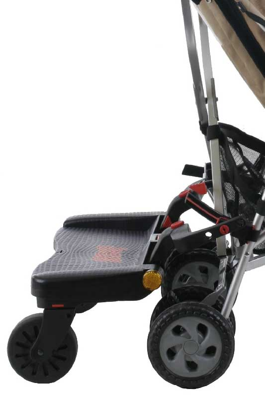 BuggyBoard Maxi + Chicco-Caddy, small image 1