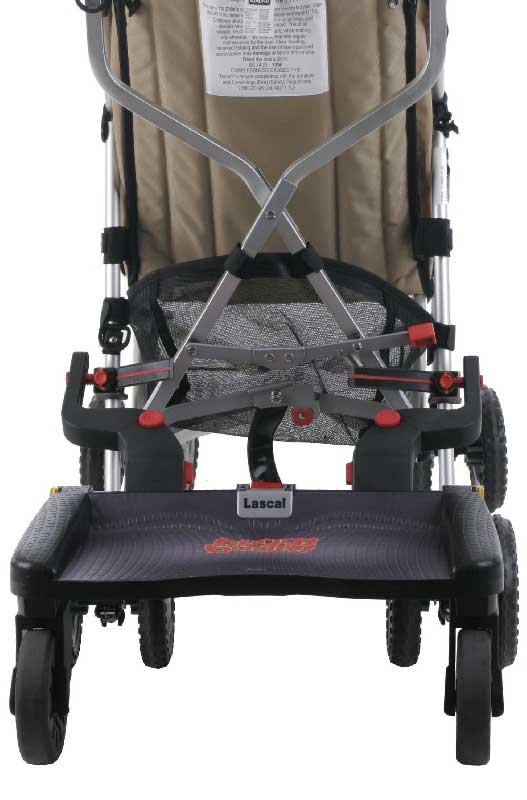 BuggyBoard Maxi + Chicco-Caddy, small image 3