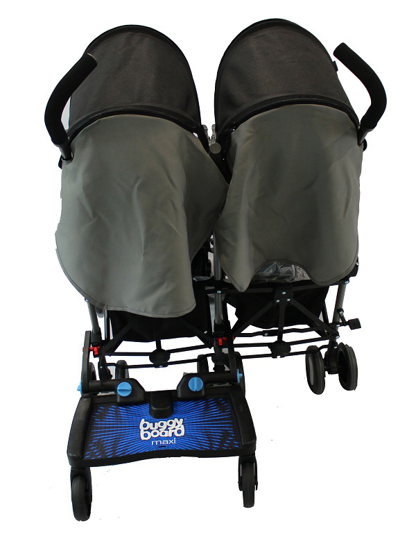 BuggyBoard Maxi + Chicco-Double Echo, small image 3