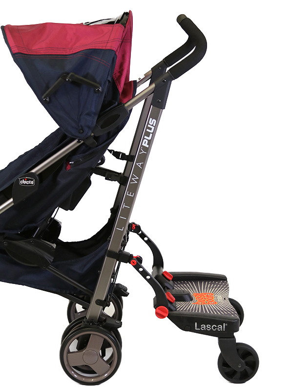 BuggyBoard Maxi + Chicco-Liteway Plus, small image 1