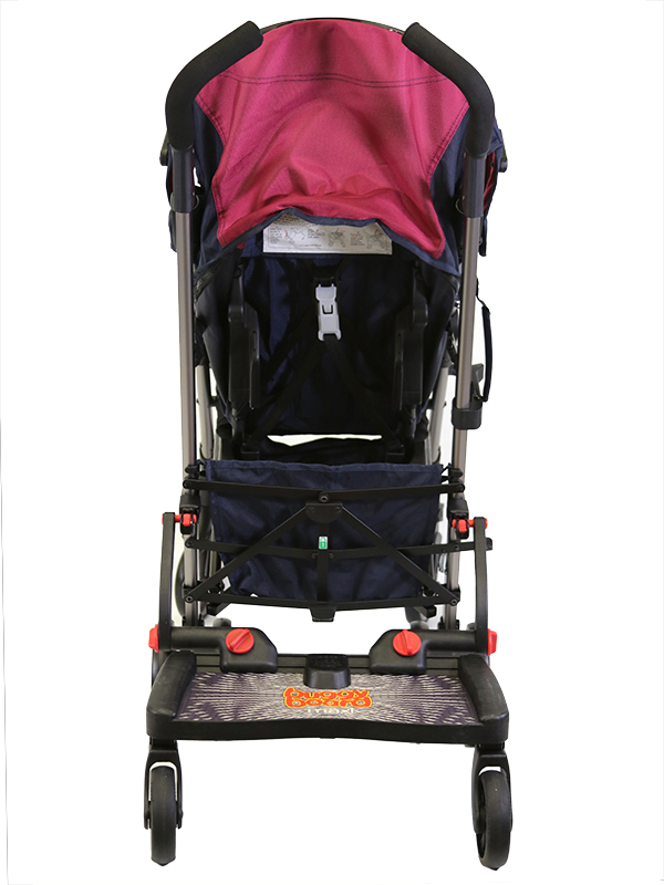 BuggyBoard Maxi + Chicco-Liteway Plus, small image 2