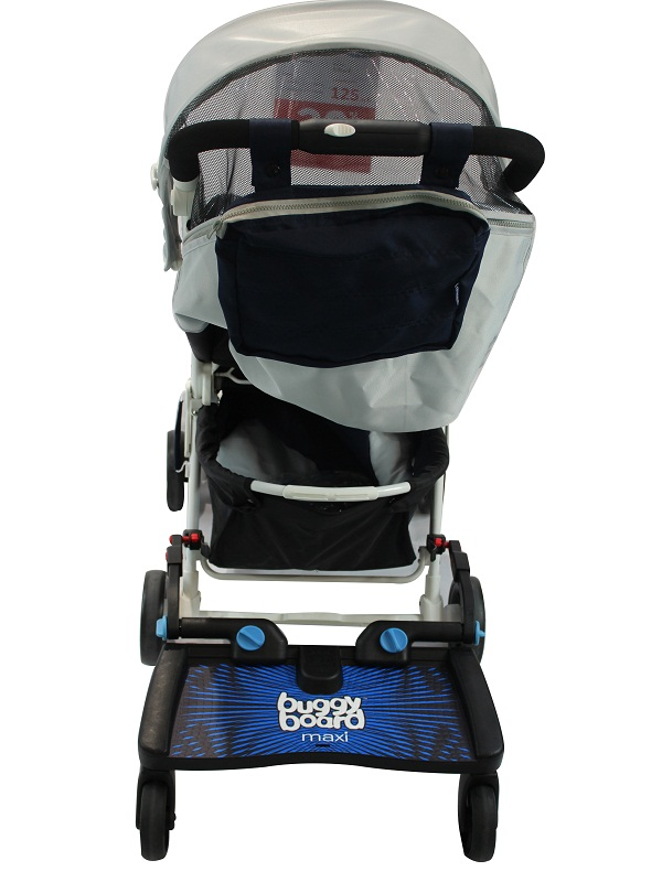 BuggyBoard Maxi + Chicco-Simplicity, small image 3