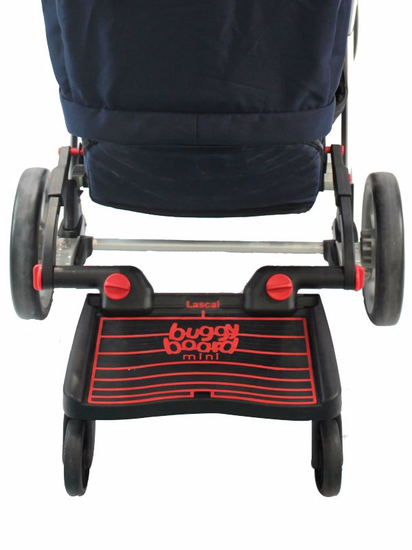 BuggyBoard Mini + Chicco-Double Together, small image 3