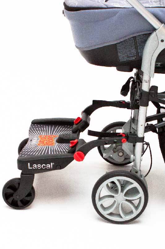 BuggyBoard Maxi + Chicco-Trio living, small image 1