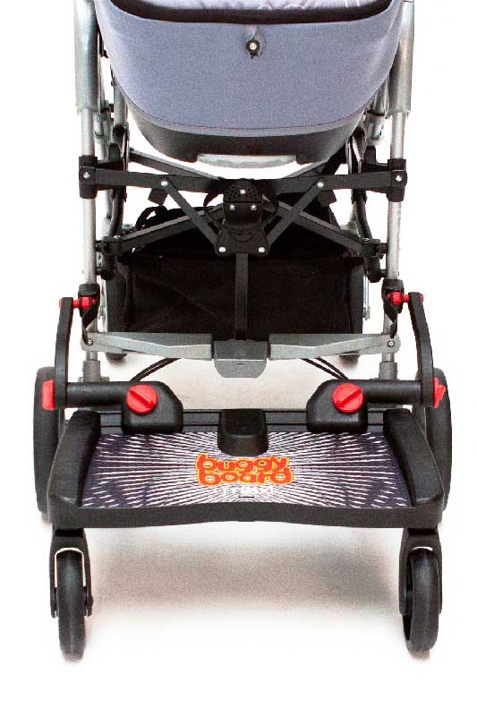BuggyBoard Maxi + Chicco-Trio living, small image 3