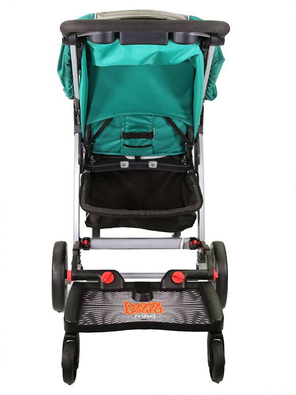 BuggyBoard Maxi + Chicco-Trio Travel System, small image 2