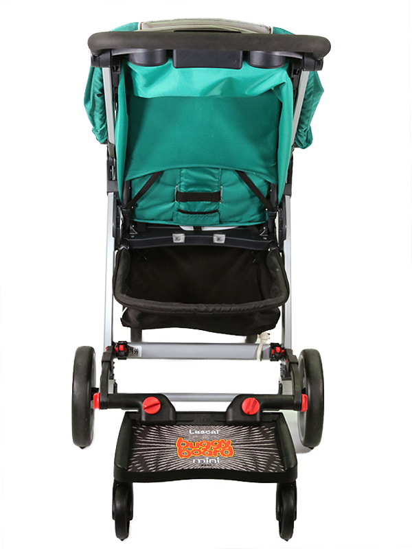 BuggyBoard Mini + Chicco-Trio Travel System, small image 2