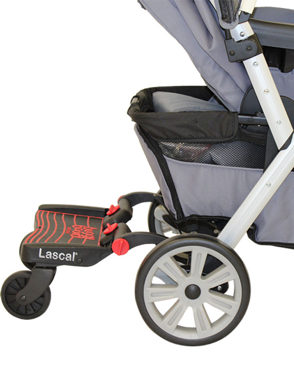 BuggyBoard Mini + Chicco-Twin Together, small image 1