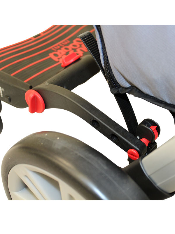 BuggyBoard Mini + Chicco-Twin Together, small image 2