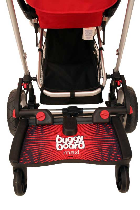 BuggyBoard Mini + Cosatto-Cabi, small image 3