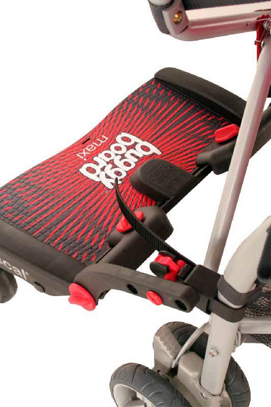BuggyBoard Mini + Cosatto-Hula Ultimate Stroller , small image 2