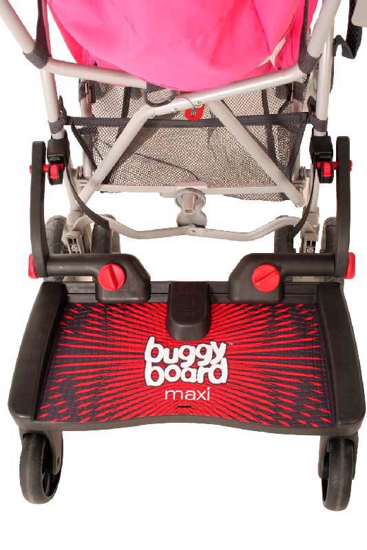 BuggyBoard Mini + Cosatto-Hula Ultimate Stroller , small image 3