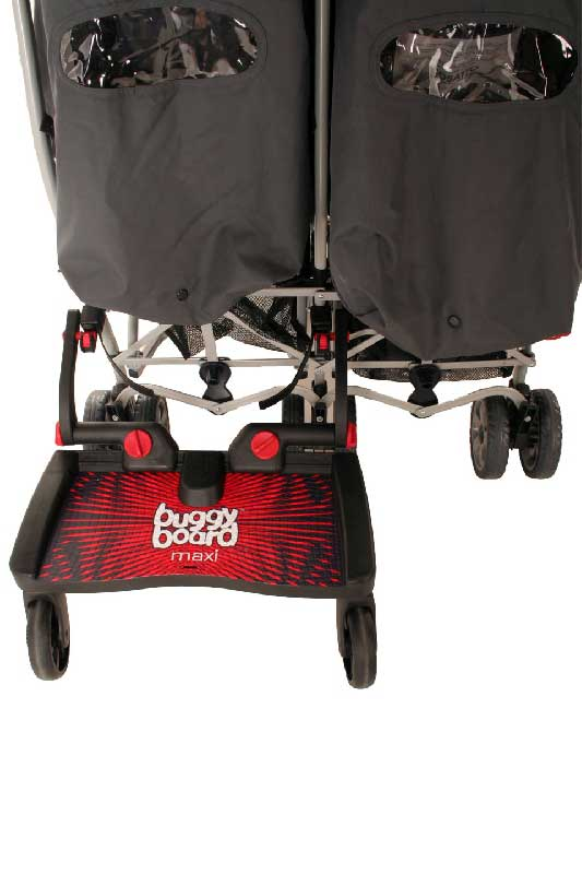 BuggyBoard Maxi + Cosatto-You 2 Twin, small image 3