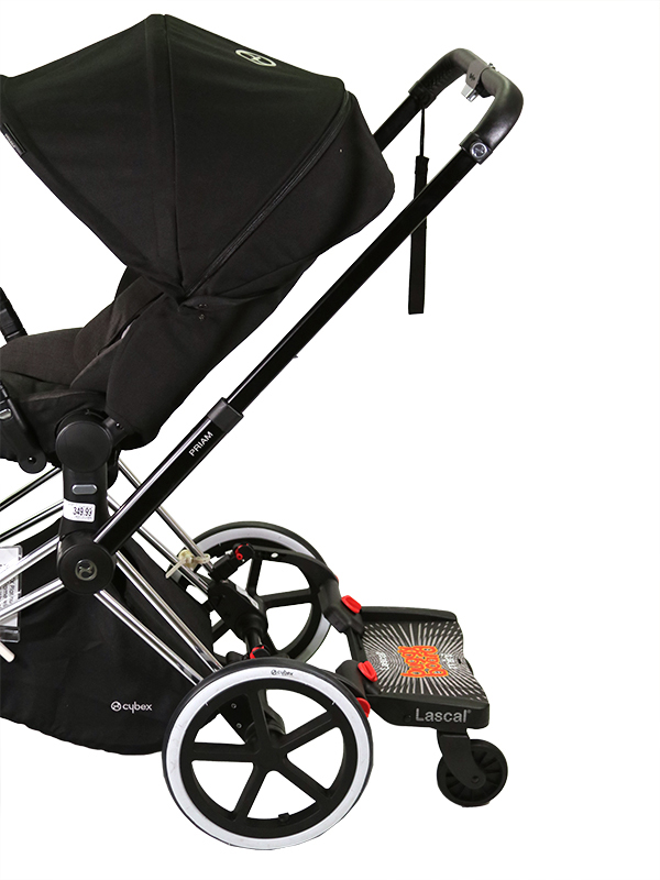 BuggyBoard Mini + Cybex-Priam, small image 1