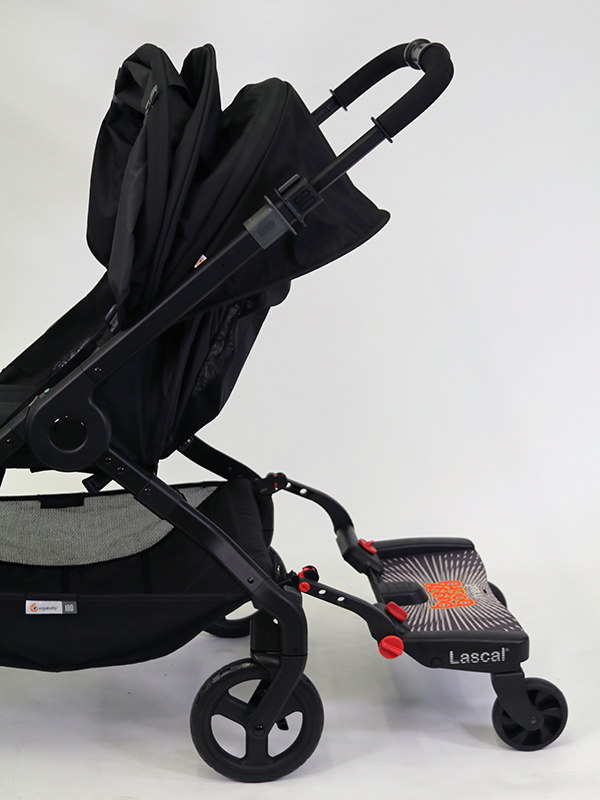 BuggyBoard Maxi + Ergobaby-180 (Regular), small image 1