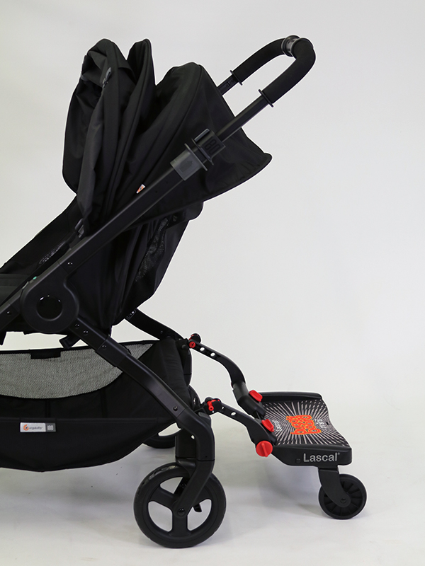 BuggyBoard Mini + Ergobaby-180 (Regular), small image 1