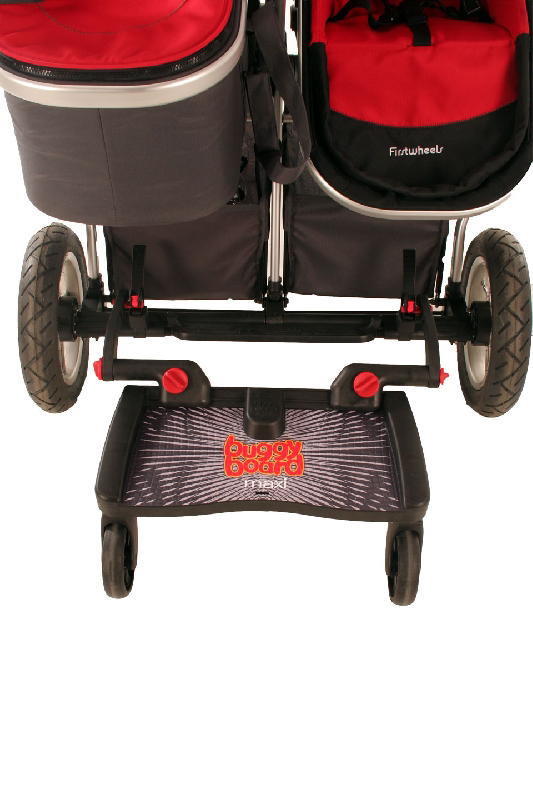 BuggyBoard Maxi + Firstwheels-Twin, small image 3
