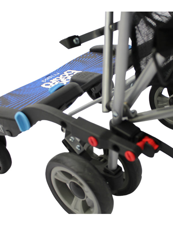 BuggyBoard Maxi + Formulababy-Canne fixe, small image 2