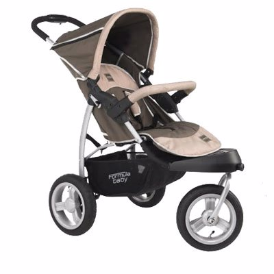 Formula Baby Pack 3 Roues