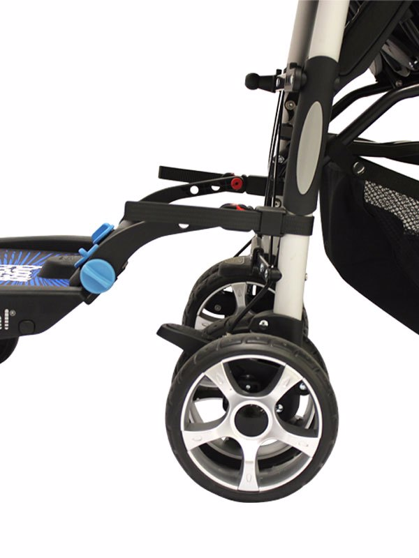 BuggyBoard Maxi + Formulababy-Travel City, small image 1