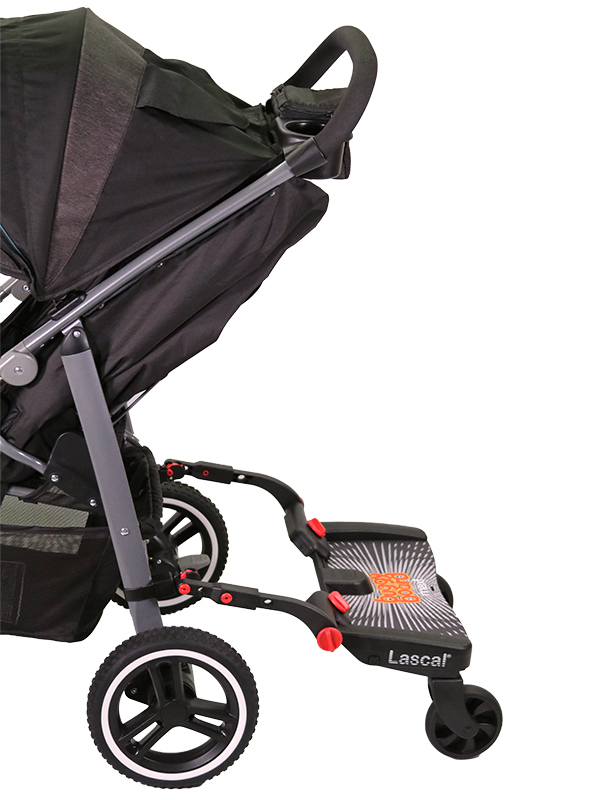 BuggyBoard Maxi + Graco-Aire 4 XT, small image 1