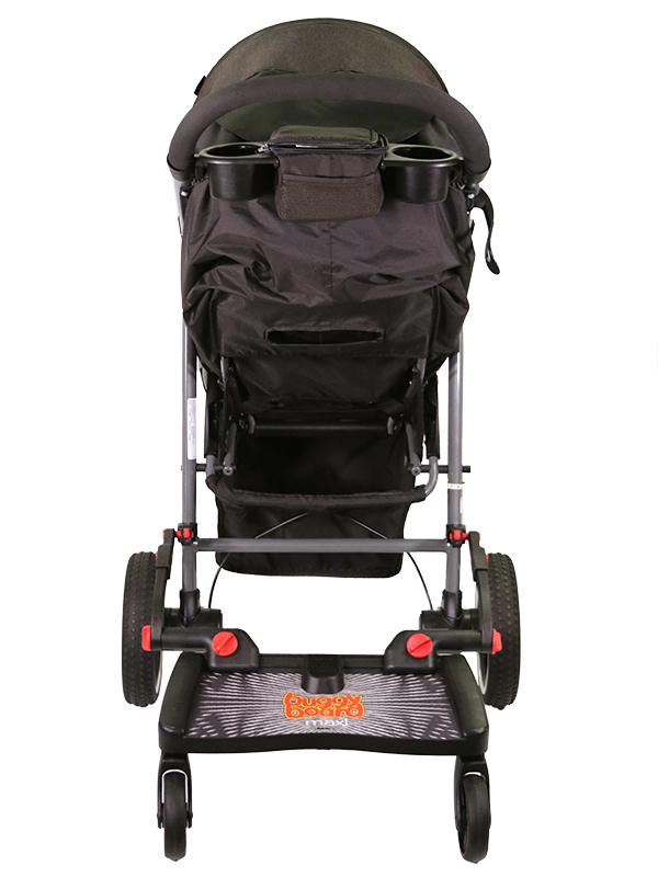 BuggyBoard Maxi + Graco-Aire 4 XT, small image 2