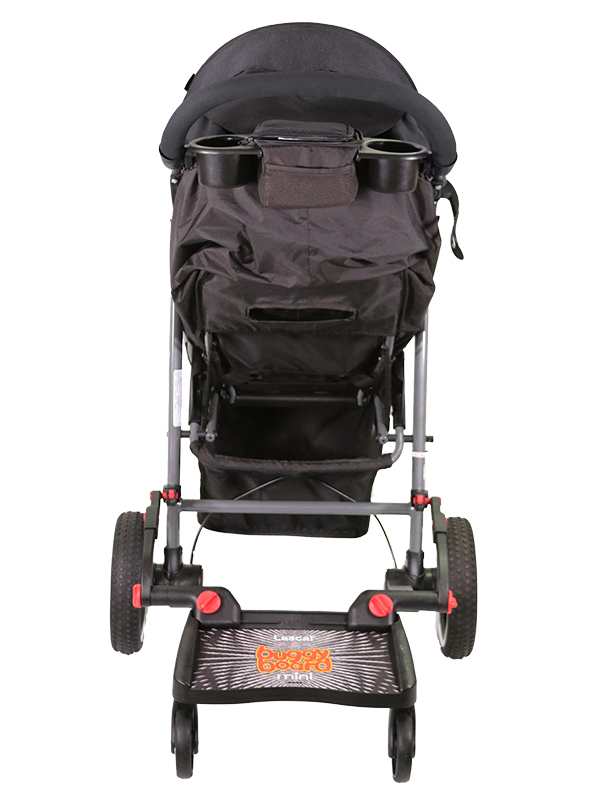 BuggyBoard Mini + Graco-Aire 4 XT, small image 2