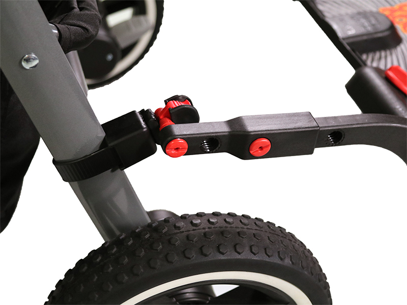 BuggyBoard Mini + Graco-Aire 4 XT, small image 3