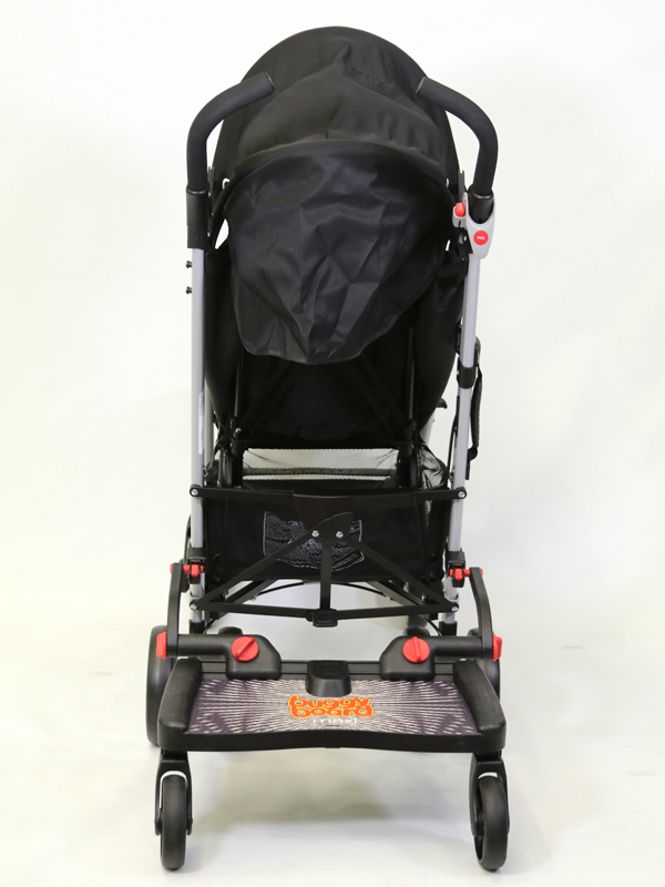 BuggyBoard Maxi + Graco-Breaze, small image 2