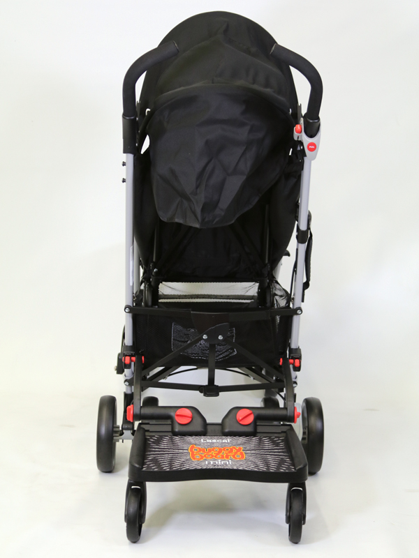 BuggyBoard Mini + Graco-Breaze, small image 2