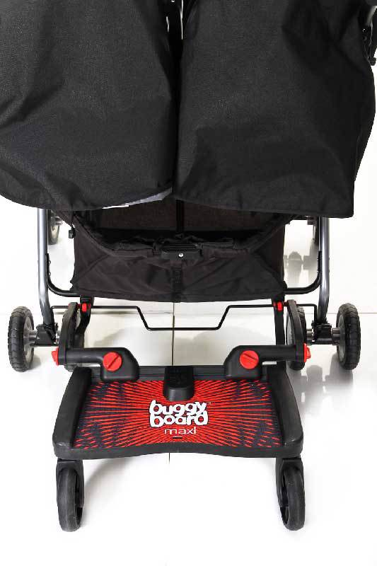 BuggyBoard Maxi + Graco-Duosport, small image 3