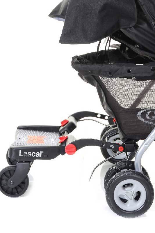 BuggyBoard Mini + Graco-Duosport, small image 1