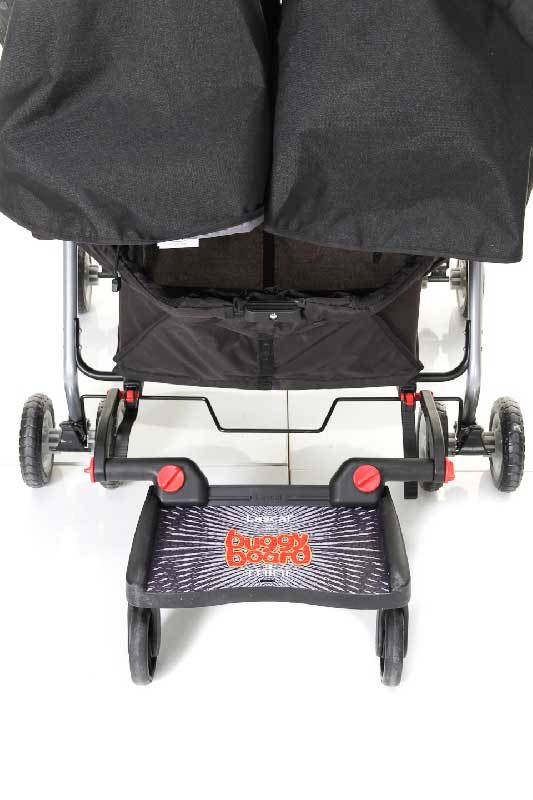 BuggyBoard Mini + Graco-Duosport, small image 3