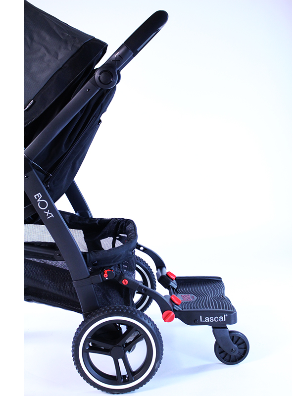 BuggyBoard Mini + Graco-Evo XT, small image 1