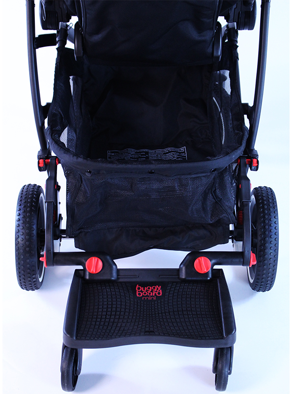 BuggyBoard Mini + Graco-Evo XT, small image 2