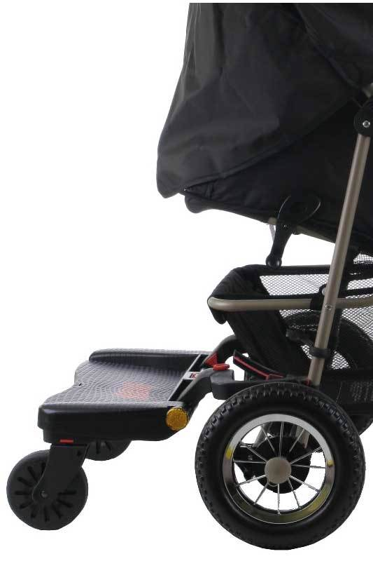 BuggyBoard Mini + Graco-Expedition, small image 1