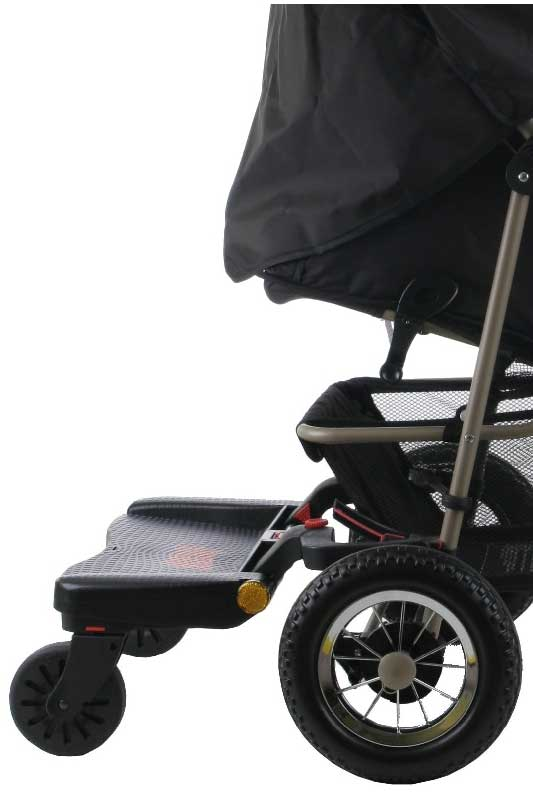 BuggyBoard Maxi + Graco-Expedition, small image 1