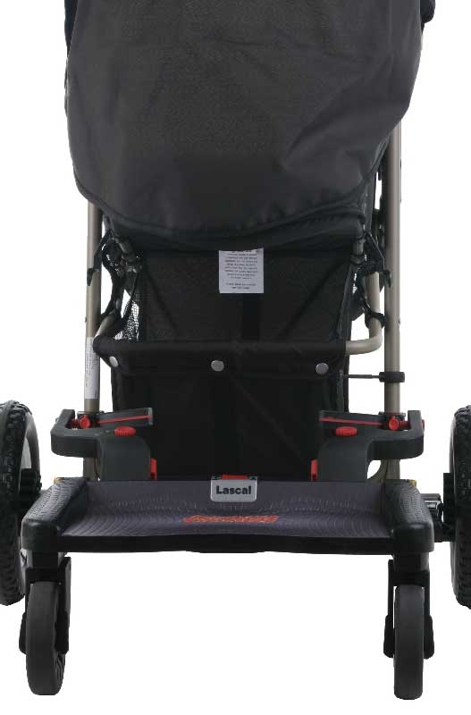 BuggyBoard Maxi + Graco-Expedition, small image 3