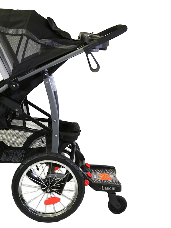 BuggyBoard Maxi + Graco-Fast Action Jogger, small image 1