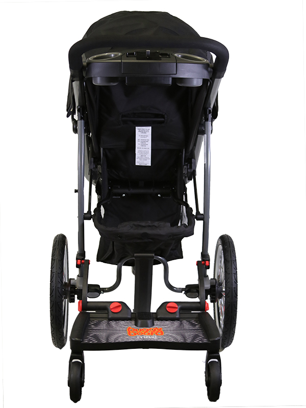 BuggyBoard Maxi + Graco-Fast Action Jogger, small image 2