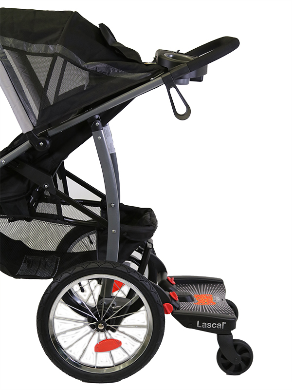 BuggyBoard Mini + Graco-Fast Action Jogger, small image 1