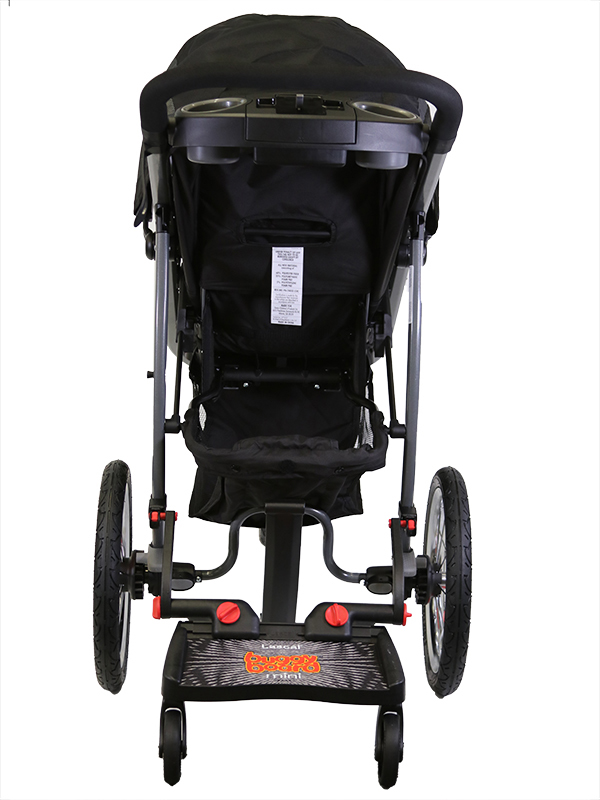 BuggyBoard Mini + Graco-Fast Action Jogger, small image 2