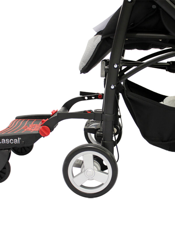 BuggyBoard Mini + Graco-Fusio, small image 1