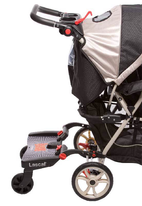 BuggyBoard Maxi + Graco-Metrolite, small image 1