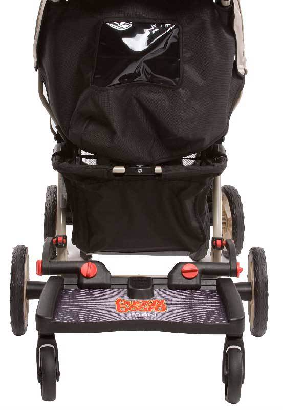 BuggyBoard Maxi + Graco-Metrolite, small image 3