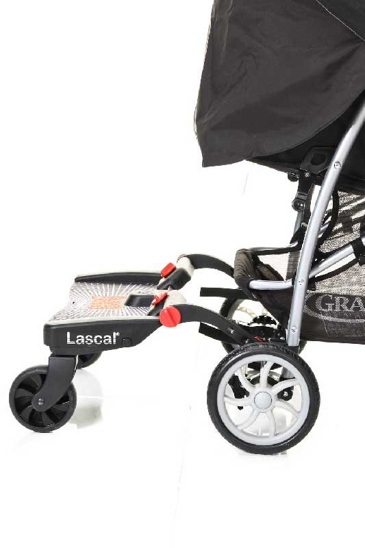 BuggyBoard Maxi + Graco-Mirage, small image 1