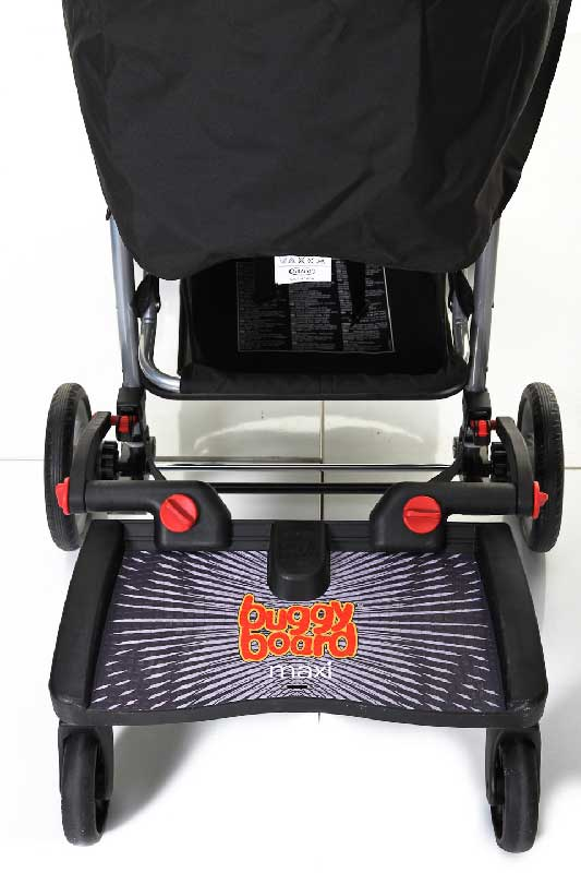 BuggyBoard Maxi + Graco-Mirage, small image 3