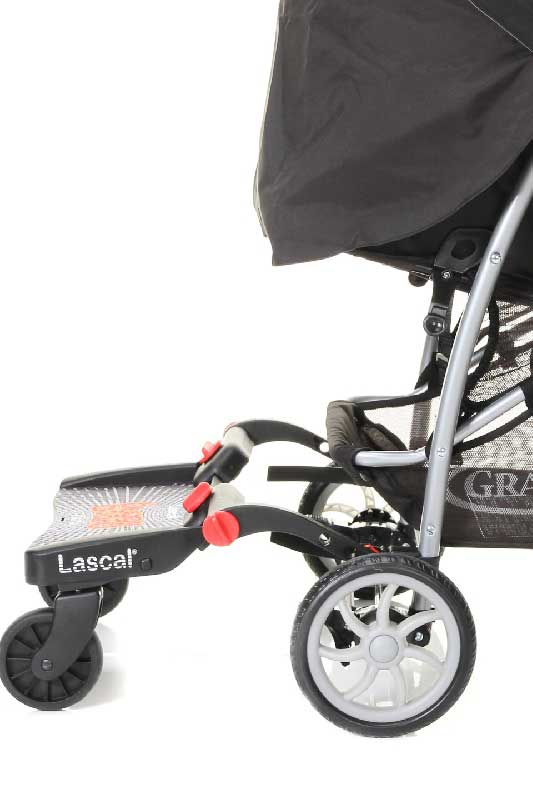 BuggyBoard Mini + Graco-Mirage, small image 1