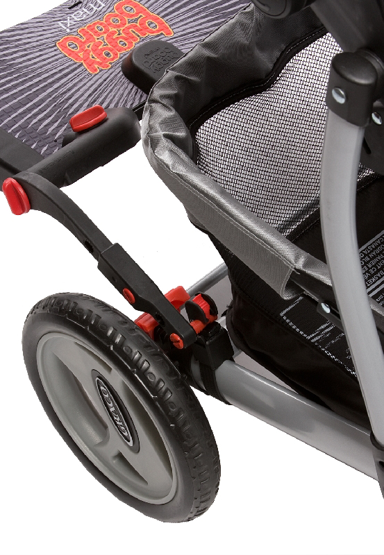 BuggyBoard Mini + Graco-Quattro Tour, small image 2