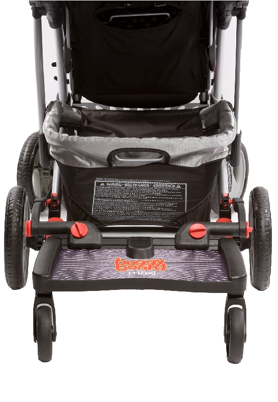 BuggyBoard Mini + Graco-Quattro Tour, small image 3